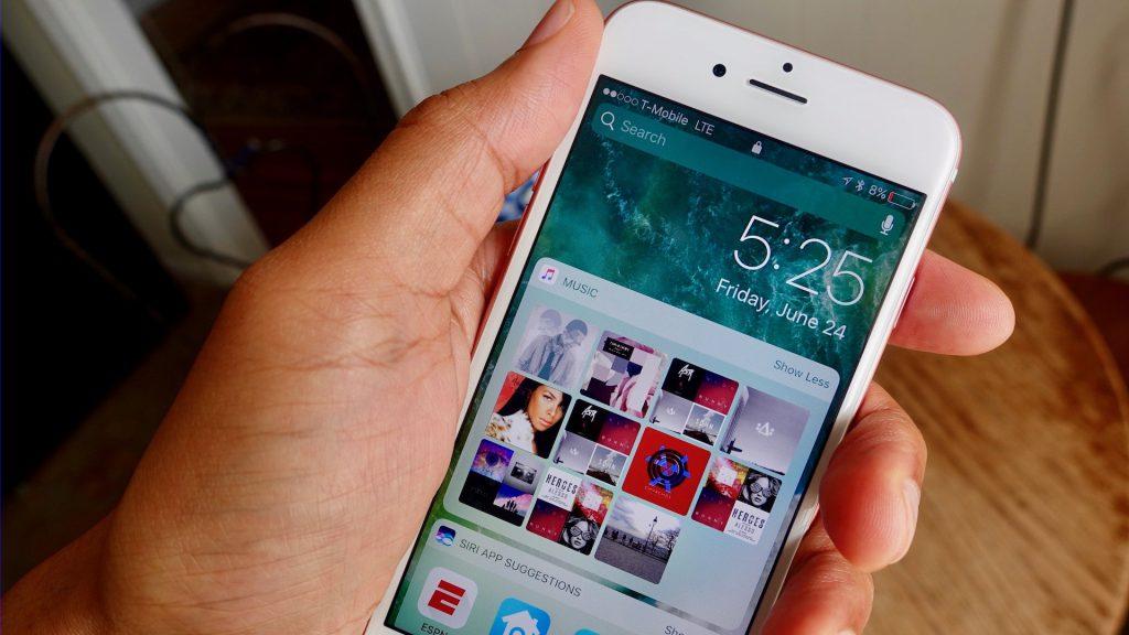 Apple iOS 10 beta 3 Güncellemesini Yayınladı
