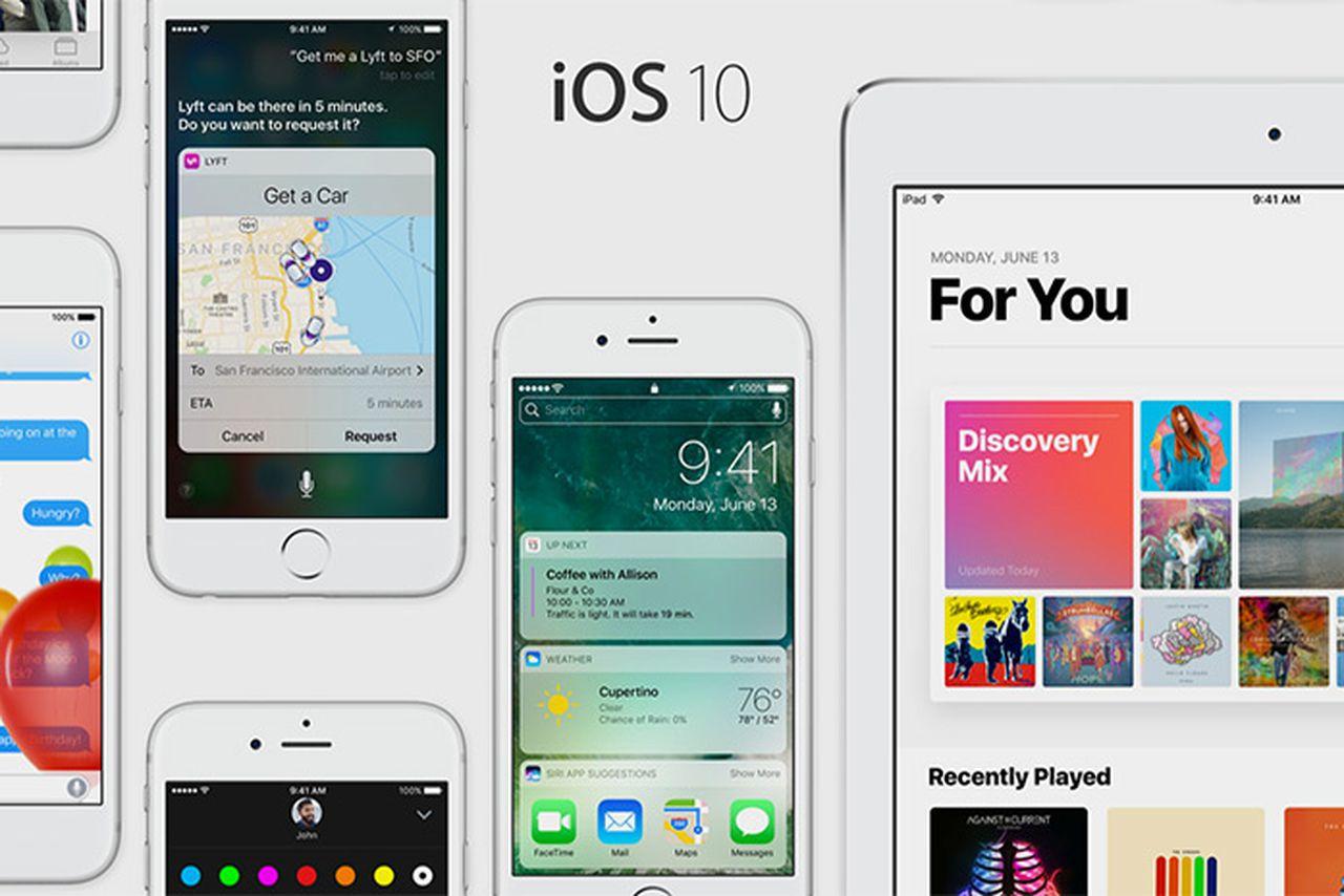 iOS 10 güvensiz WiFi Ağlarına bağlanınca Uyaracak
