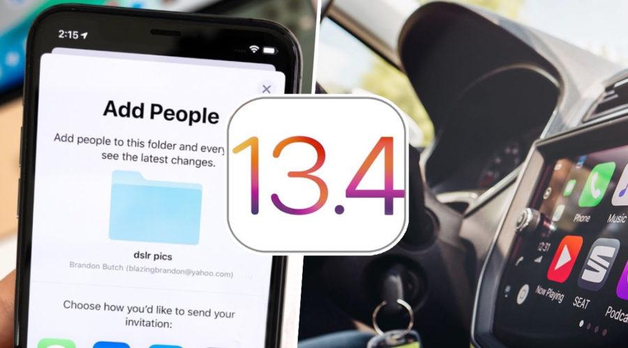 iOS 13.4 Güncellemesinin Dağıtım Saatleri( Bölgelere Göre Saat Dilimleri )
