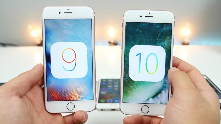 iOS 9.3.2 ve iOS 10 Beta Peformans ve Pil Karşılaştırması