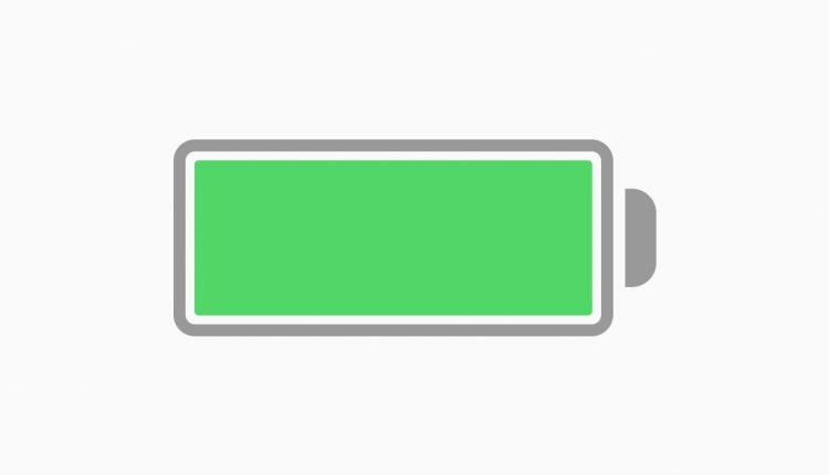 iOS 11 iPhone batarya performansını uzatma yöntemleri