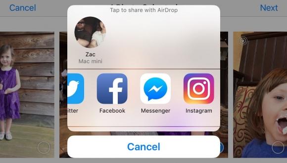 Instagram'da Yeni Paylaşma Özelliği