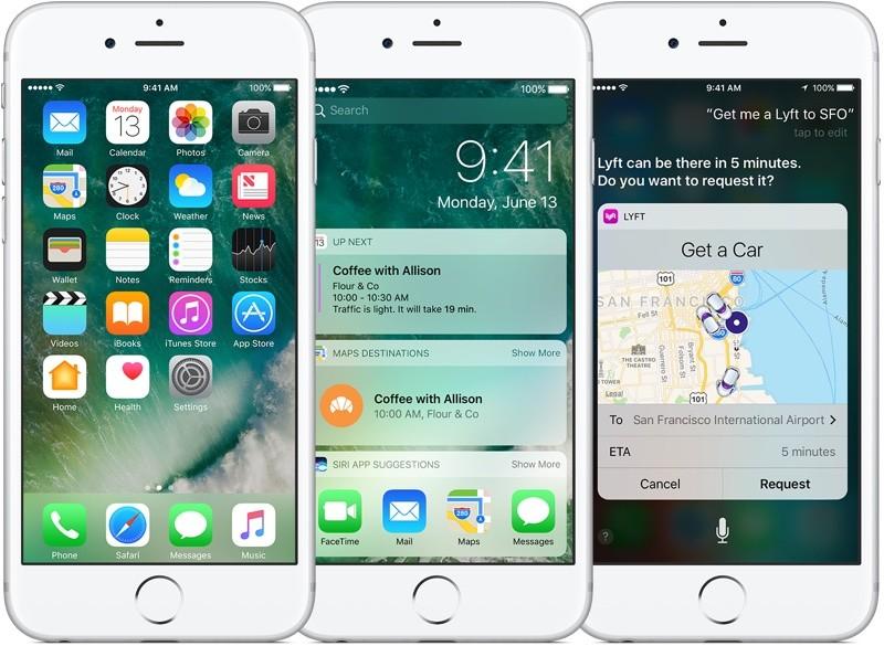 iOS 10.0.2 güncellemesi yayınladı
