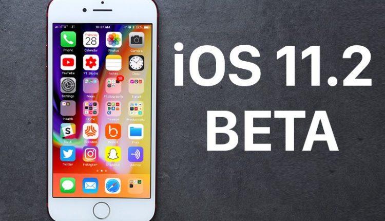 iOS 11.2 Beta 2 Geliştiriciler için Yayınlandı!