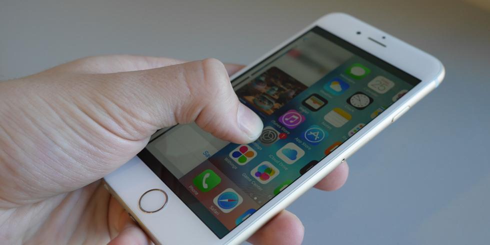 iPhone'da güncellemeyi indirmekten vazgeçme yöntemi