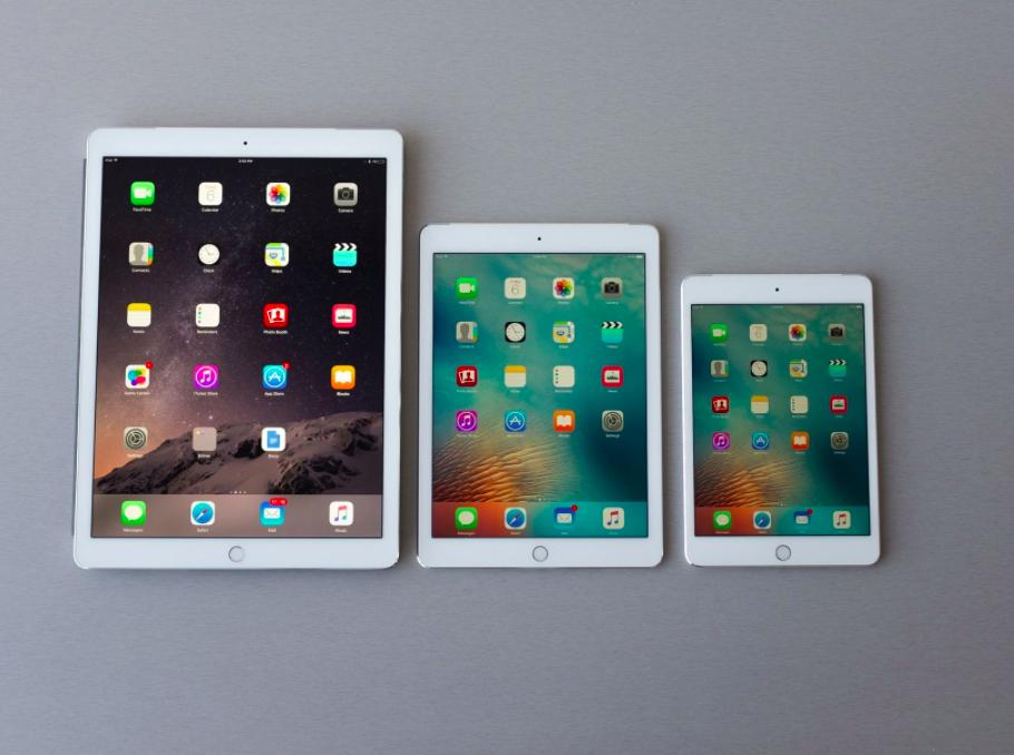 Apple, üç yeni iPad tanıtmayı planlıyor!