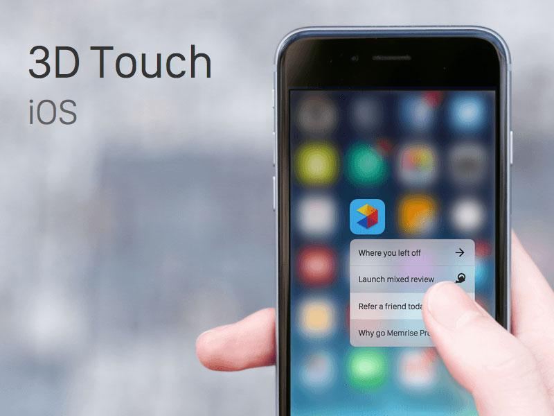 iPhone 3D Touch'un 4 Gizli Özelliği