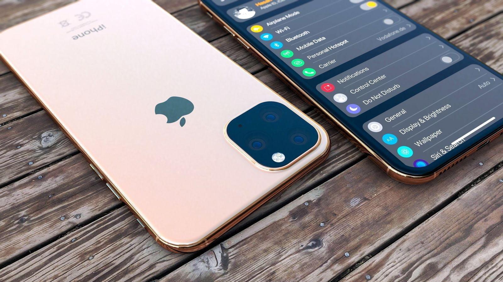 Apple iPhone 12 için Kendi 5G Anten Modüllerini Tasarlıyor