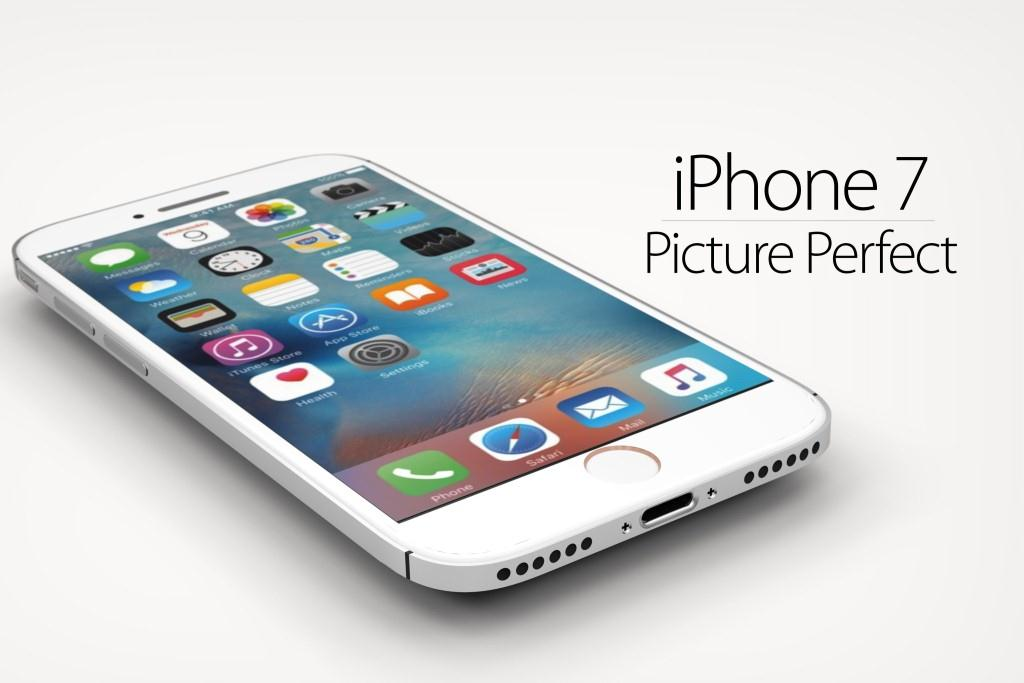 iPhone 7 ve iPhone 7 Plus Tasarımları Sızdırıldı
