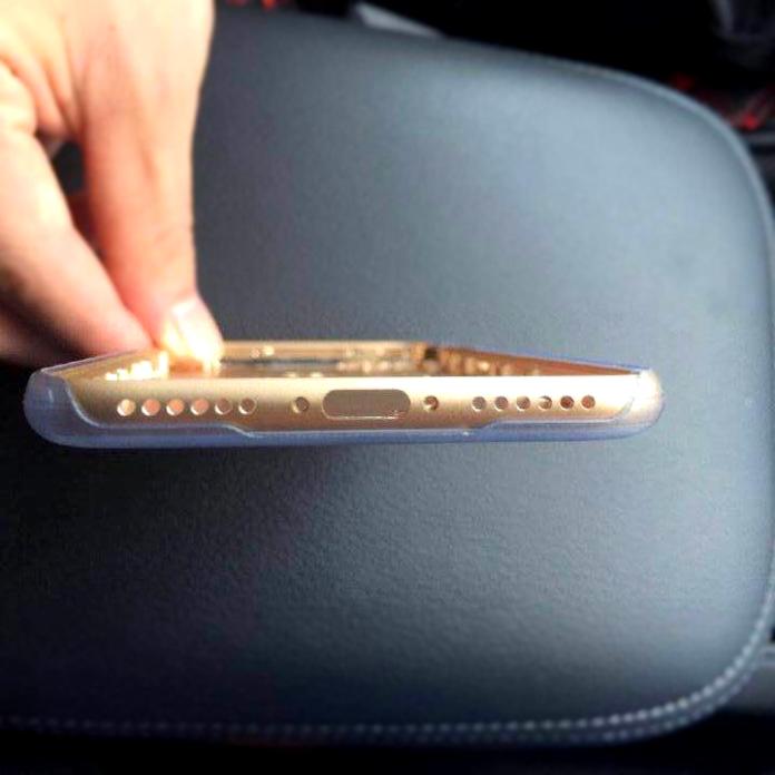 iPhone 7'nin Çift Hoparlörlü kasası Sızdırıldı