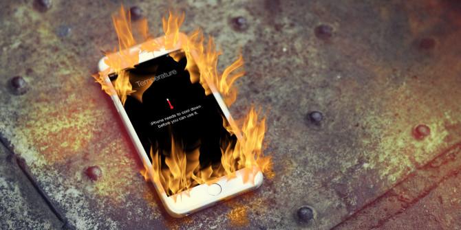 iPhone Aşırı Isınma Sorunu Çözümü