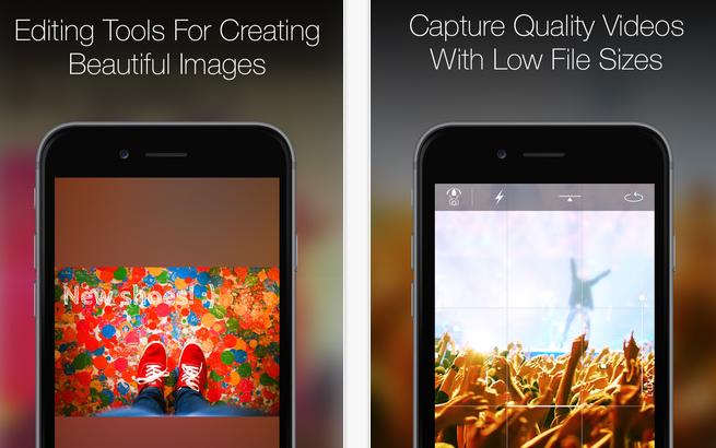 Camera Plus Uygulaması App Store'da ÜCRETSİZ