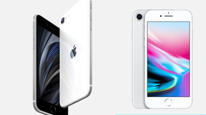 Yeni iPhone SE'nin Pil Ömrünü İPhone 8 ile karşılaştırma