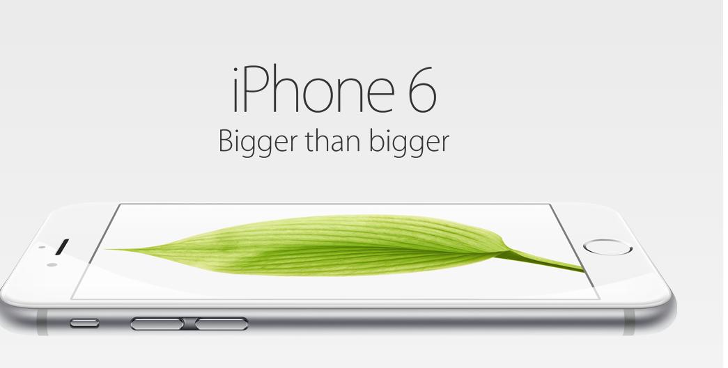 Apple iPhone 6 ve iPhone 6 Plus Detayları ve Özellikleri