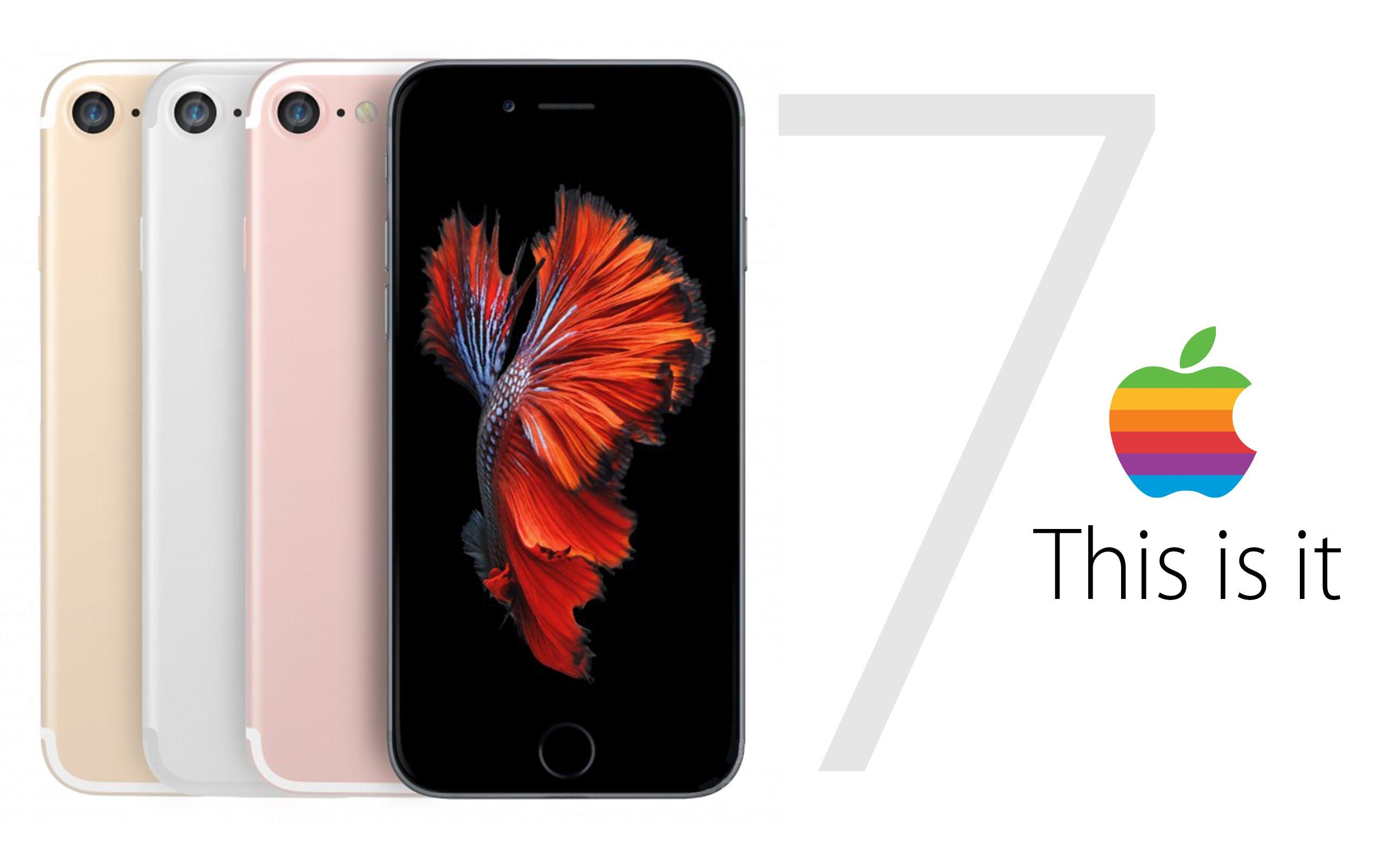 iPhone 7 Modelleri Ne Zaman Tanıtılacak?