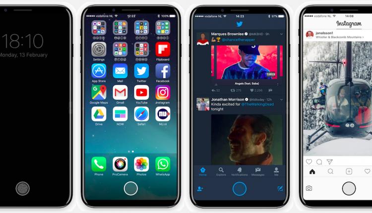 iPhone 8 3GB ram ve 64gb,256gb depolama ile gelecek