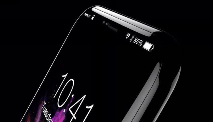 iPhone 8 çok beğenilen Konsept tasarım görüntüleri