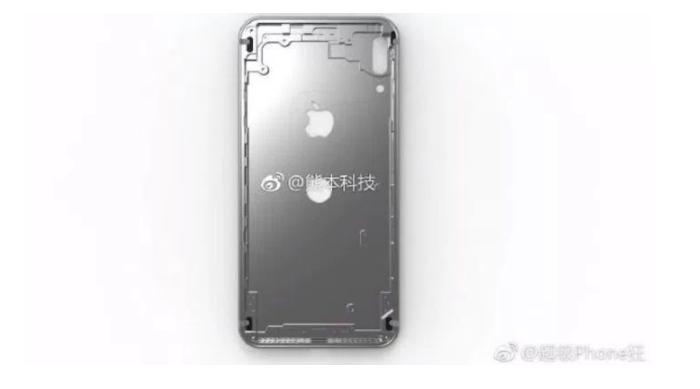 SIZINTI: iPhone 8'in kasası görüntülendi