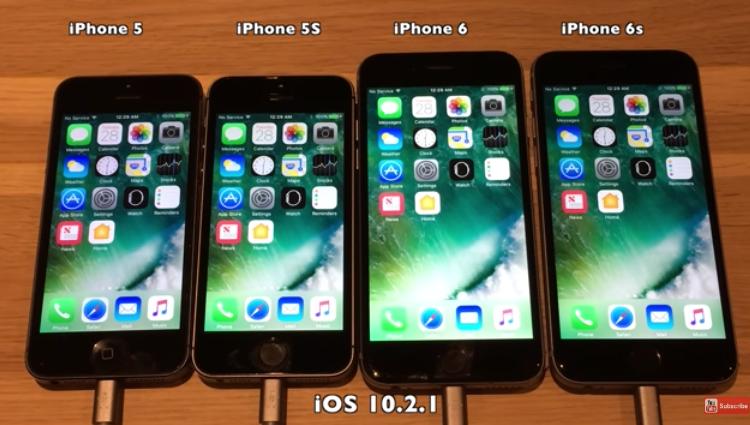 iOS 10.3 ve iOS 10.2.1 Batarya ve Performans Karşılaştırması