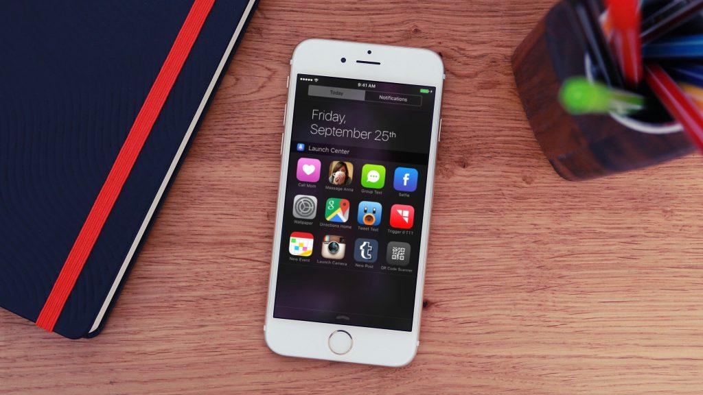 iPhone iOS Bildirim Paneline Widget / Kısayol Ekleme
