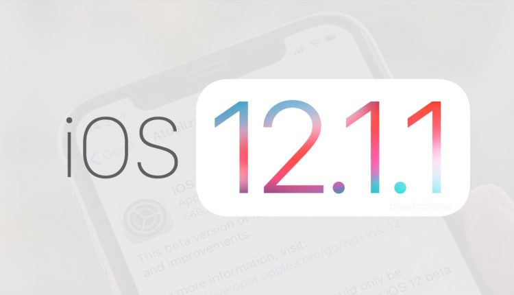 iOS 12.1.1 güncellemesi yayında! işte gelen yenilikler