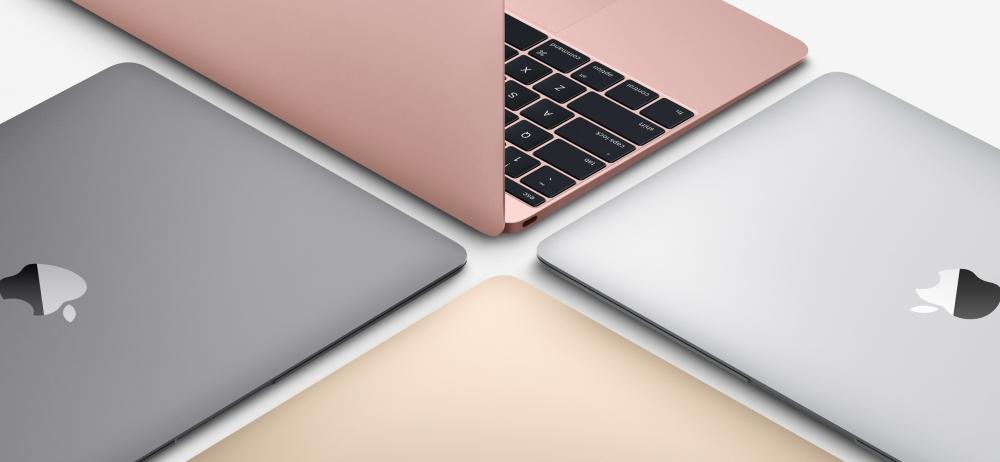 Yeni Renk Seçenekleri ile Macbook Artık Daha Güçlü