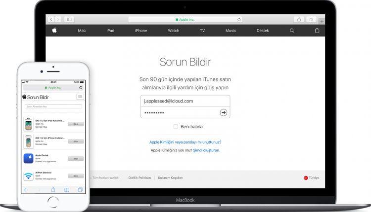 App Store'dan Geri Ödeme Para İadesi Nasıl Alınır?