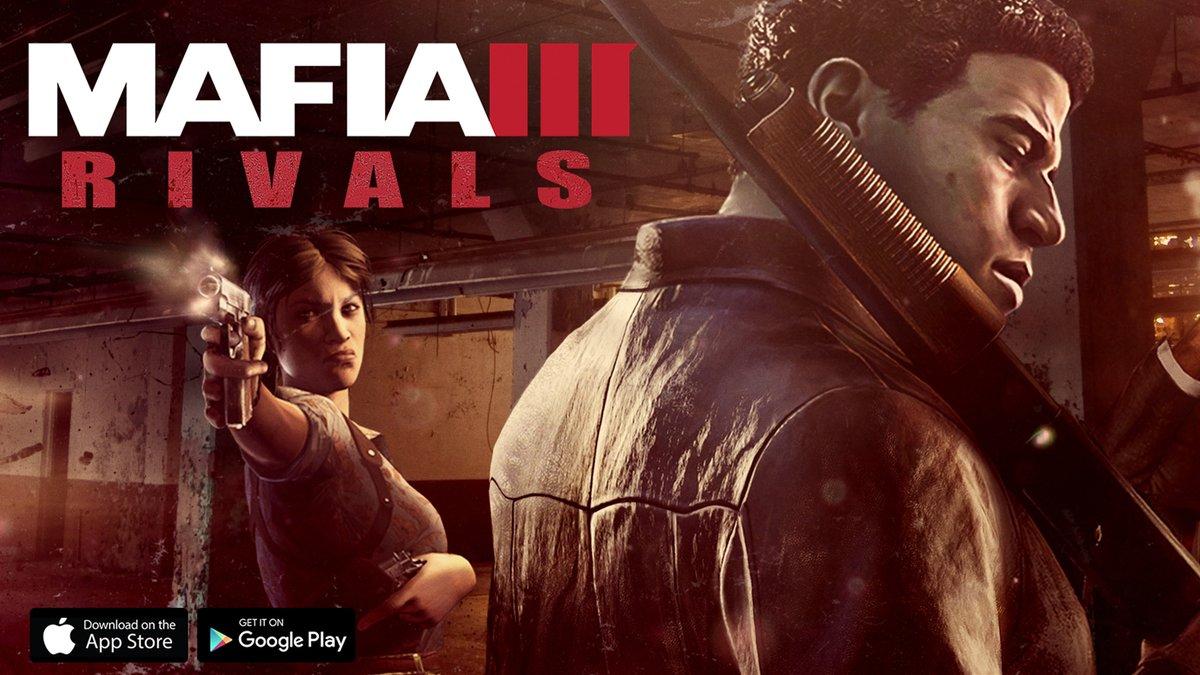 Mafia 3: Rivals Oyunu App Store'da ÜCRETSİZ