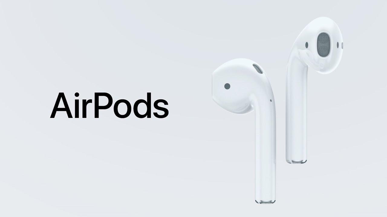 Apple'ın kablosuz kulaklığı AirPods Türkiyede Satışa sunuldu