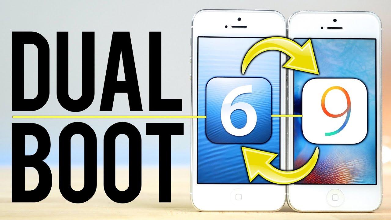 32 bit Cihazlarda CoolBooter ile çift iOS Sürümü Kullanabilme!