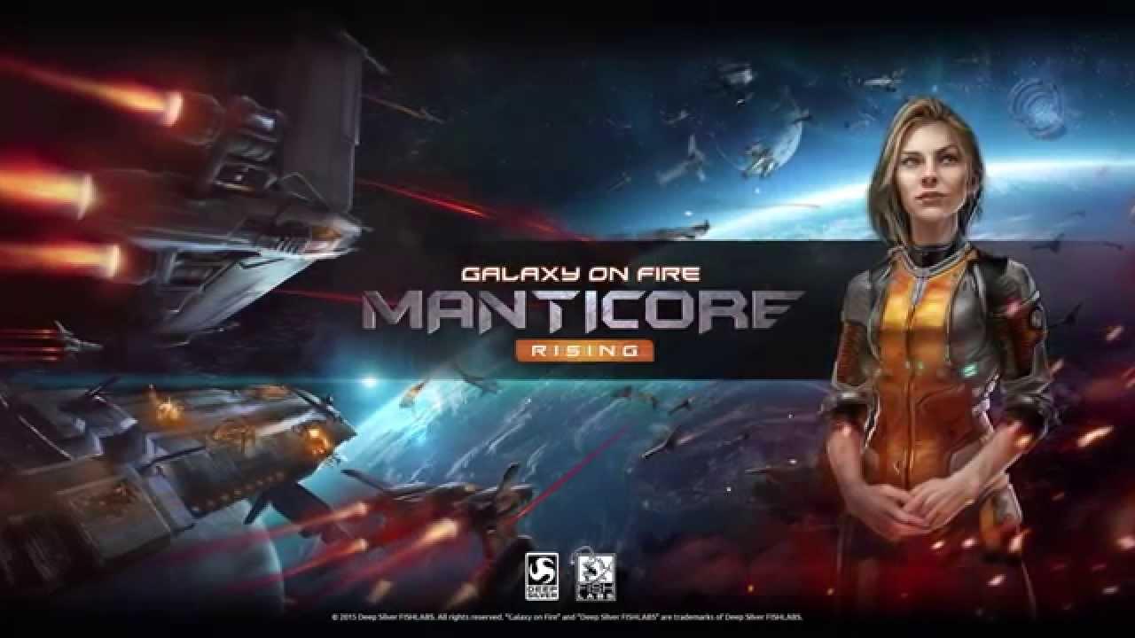 Galaxy on Fire 3 – Manticore Oyunu App Store'da ÜCRETSİZ