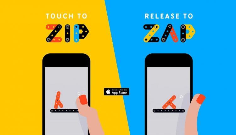 Apple'dan Haftanın Ücretsiz Uygulaması: Zip-Zap