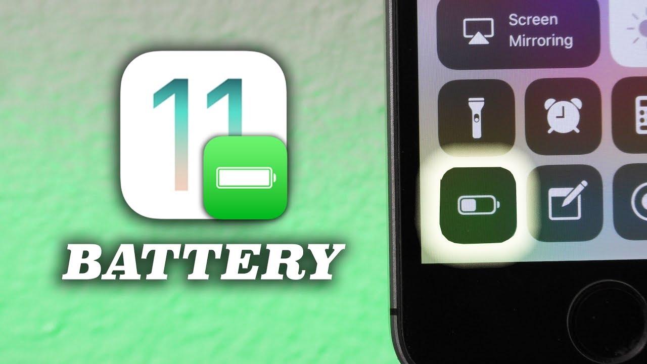 Pubg Hdr Ios: IOS 11 Güncellemesine Yakında Yeni Pil Sağlığı özelliği