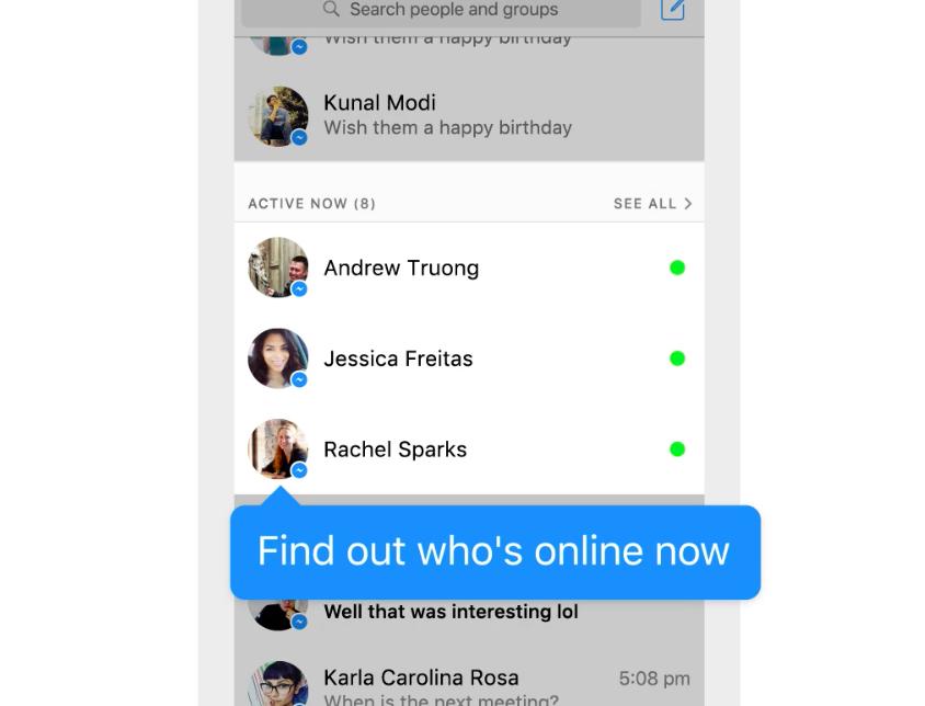 Messenger'ın Tasarımı Değişiyor