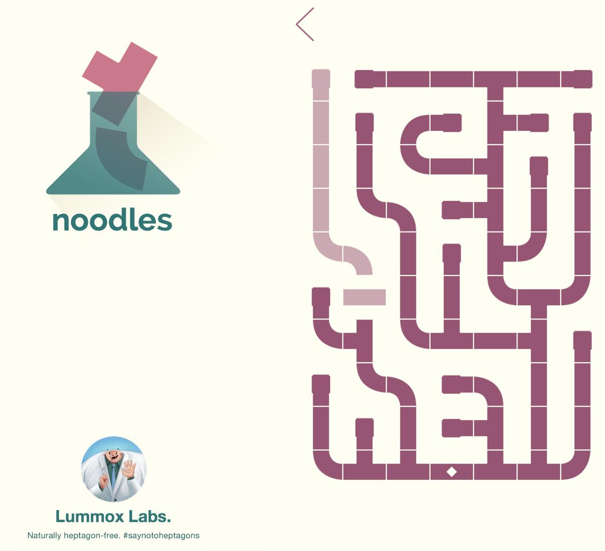 Noodles Oyunu App store'da Kısa Süreliğine ÜCRETSİZ