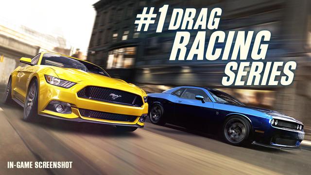 CSR Racing 2 App Store'da ÜCRETSİZ