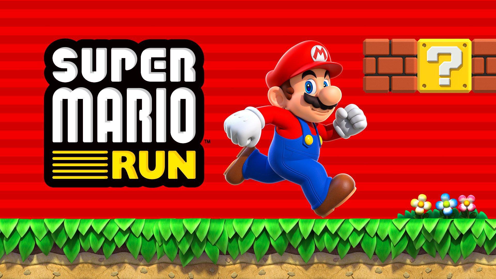 Super Mario Run Oyunu App store'da Yayınlandı