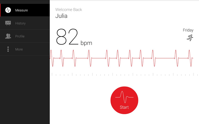 Cardiograph Kalp Ritmi Ölçme Uygulaması ÜCRETSİZ